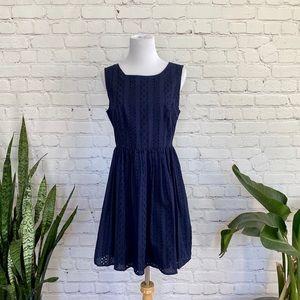 NWT LC Lauren Conrad Eyelet Dress
